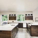 modern white corian kitchen countertops