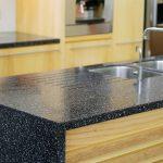 black hill Hanex kitchen countertop