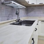 hanex kashmere solid surface countertop