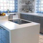 hanex alaska kitchen countertop