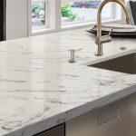 meganite kitchen island countertop with sink