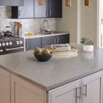 Wilsonart kitchen countertop in flint